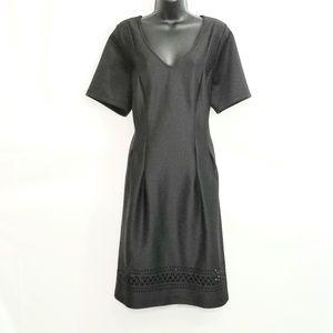 NY Collection Black Dress
